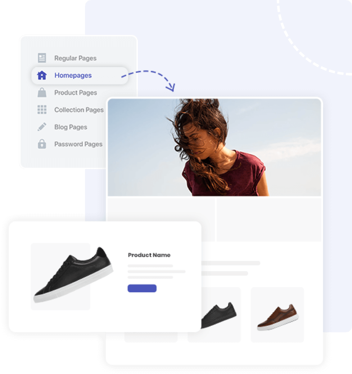Shopify Landing Pages for Facebook Ads by Elevate Digital